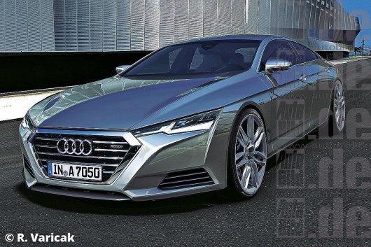 Все новые Audi, которые выйдут до 2018 года