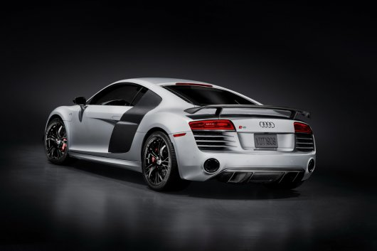 ��������� �������� Audi R8 Competition �� ���������� � ��� ��������� 2014
