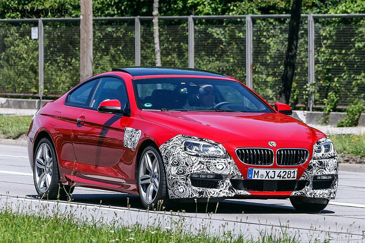Новые BMW которые выйдут до 2018 года
