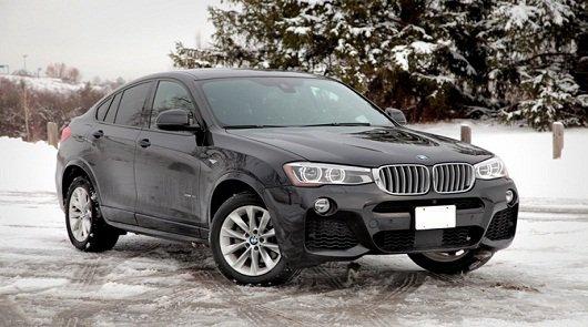 2015 BMW X4 xDrive35i: Обзор