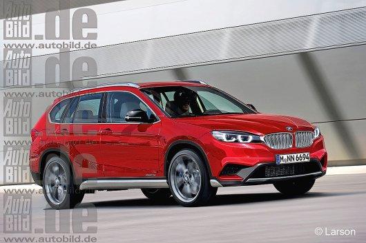 Новые автомобили BMW, которые выйдут до 2018 года