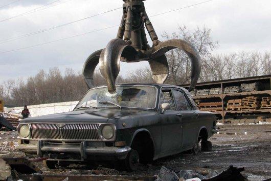 Восстановить авто из утиля 2021