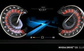 NVIDIA представила на выставке CES-2015 вычислительные платформы для цифровых панелей приборов