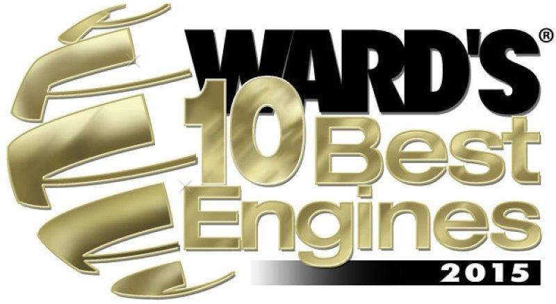 Лучшие двигатели 2015 года