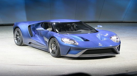 2017 Ford GT: �������� � �������� ����