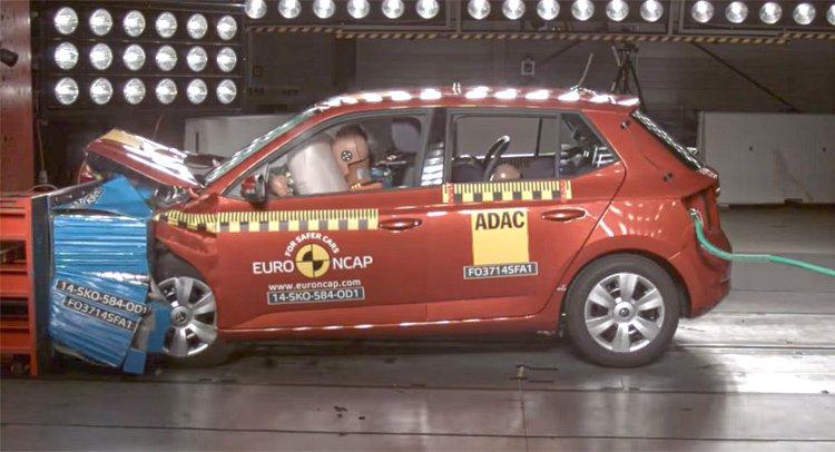 Самые безопасные автомобили в 2014 году