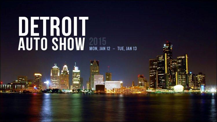 Все главные новинки автомобилей на Автошоу в Детройте 2015