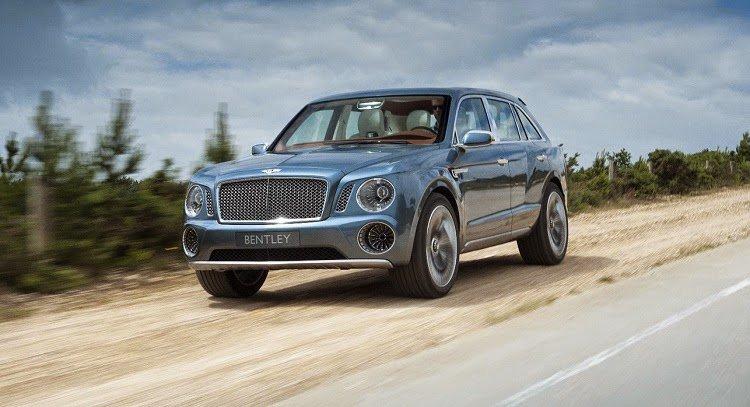 После полноразмерного премиального кроссовера Bentley сделает небольшой вариант внедорожника