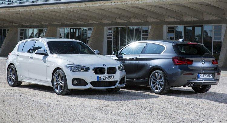 Рестайлинг 2016 BMW 1 Серии, вот оно! 100 фотографий [Видео]