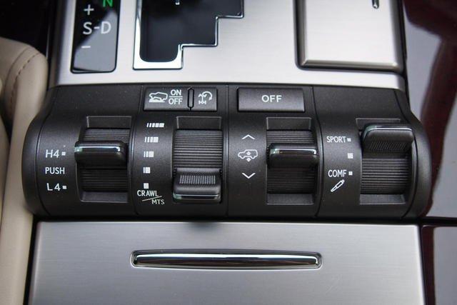 2015 Lexus LX 570: Пять главных вопросов