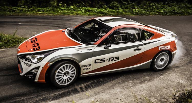 Toyota GT86 CS-R3, раллийный автомобиль с 238 л.с. стоимостью $94.000