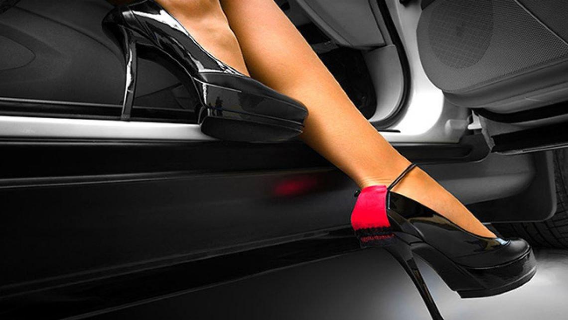 Выбираем обувь для вождения