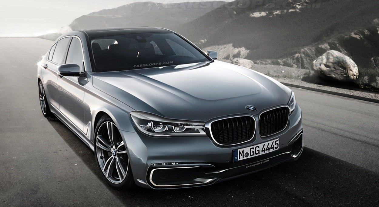 Будущие автомобили: Обзор нового 2016 BMW 7-Series