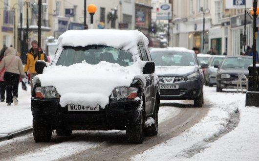 Десять мифов: зимнее вождение
