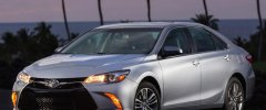 2015 Toyota Camry против 2015 Honda Accord