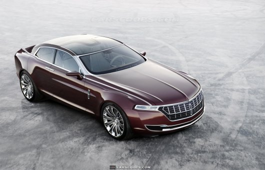 ������� ����������: 2018 Lincoln Continental, ��������� BMW 7 � Cadillac CT6