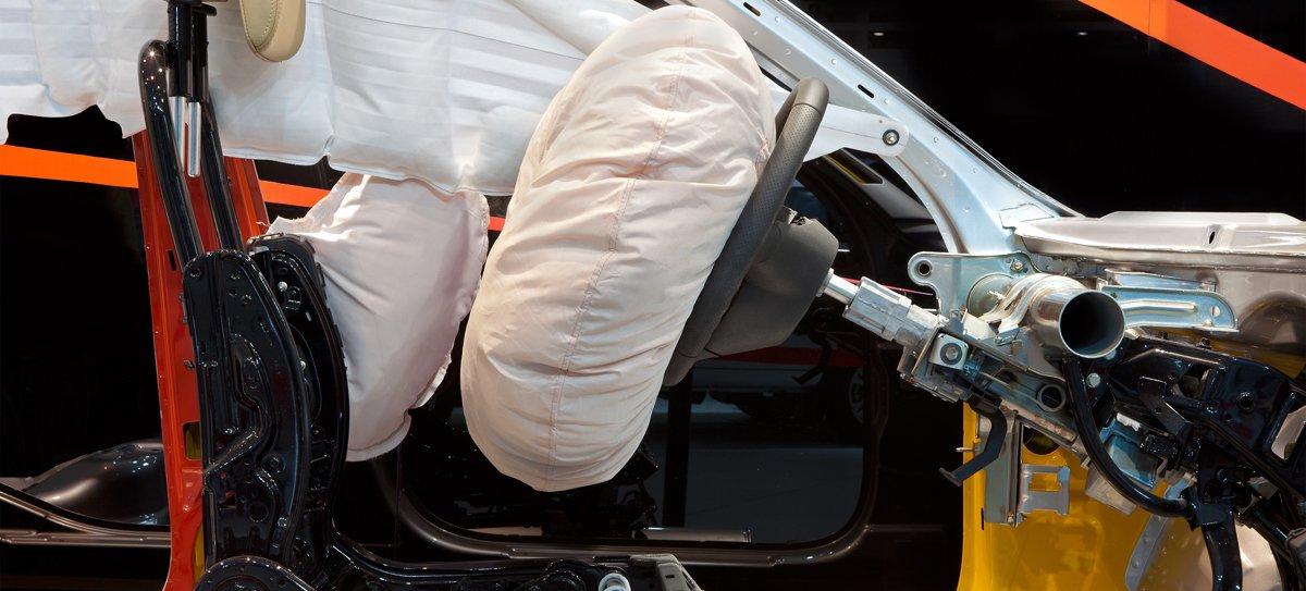 Acura, Dodge, Honda, Jeep, Pontiac и Toyota - массовый отзыв из-за подушек безопасности
