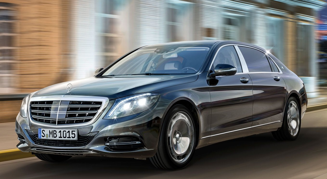 2016 Mercedes-Maybach S600: ���� �����