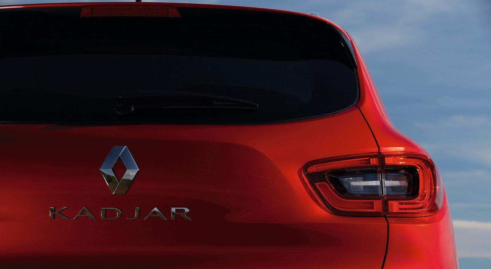 2015 Renault Kadjar, новый компактный кроссовер от французов