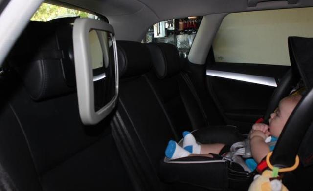 Как подготовить автомобиль для ребенка