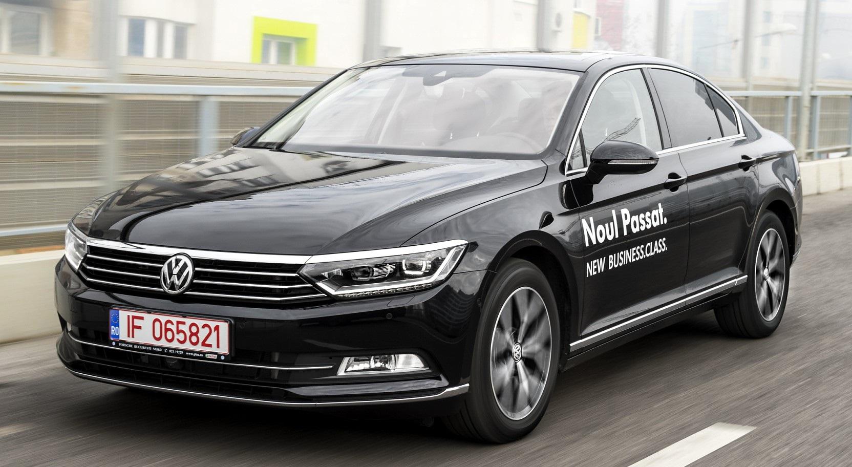 2015 Volkswagen Passat: обзор