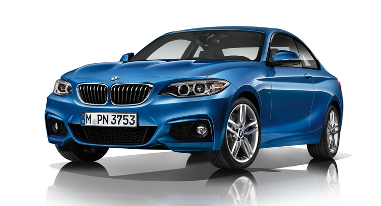 ��������� �������� BMW 2 Series Coupe � 1.5 �������� ���������� �� ���������� � ������ 2015 ����