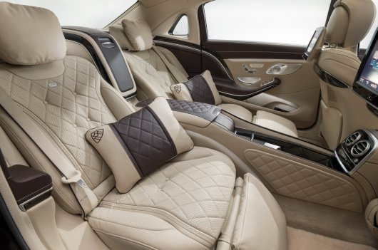 2016 Mercedes-Maybach S600: Тест драйв