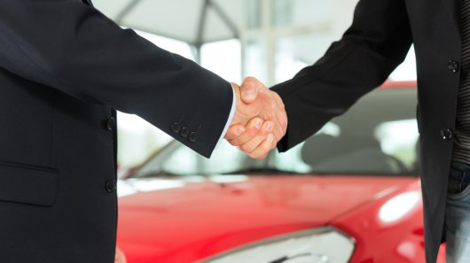 Особенности при продаже автомобиля обращали