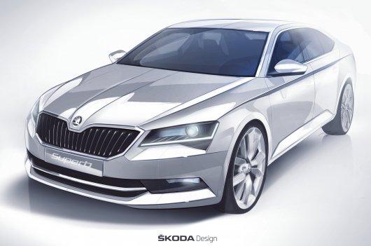 2015-2016 Skoda Superb: Меняя представление о роскоши