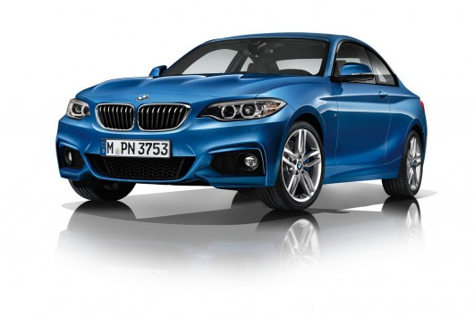 ��������� �������� BMW 2 Series Coupe � 1.5 �������� ���������� �� ���������� � ������ 2015