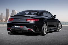 Brabus 850 6.0 Biturbo Coupe: Mercedes-Benz S63 AMG Coupe на стероидах