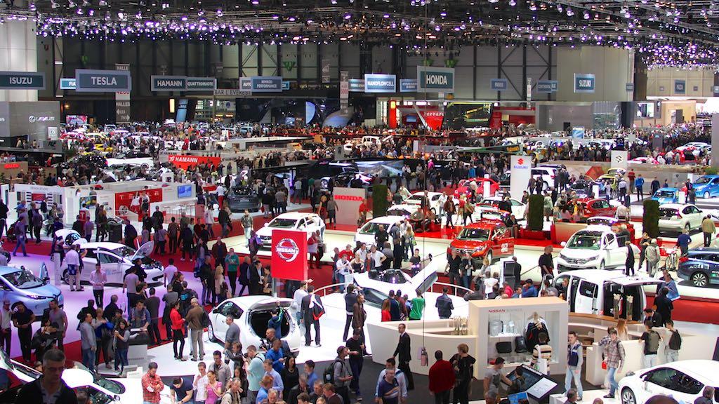 Статистика продаж новых автомобилей во всем мире