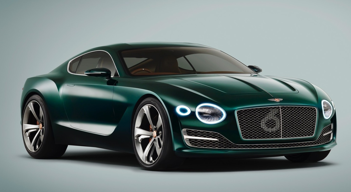 2015 ������ ��������: ����������� �������� ������� �� Bentley, ���������� EXP 10 Speed 6 ����