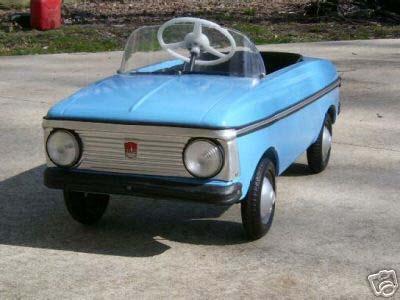 Советские редкие автомобили