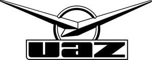 Логотип компании Уаз