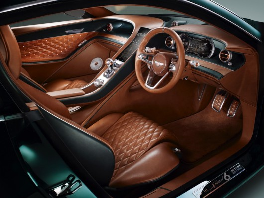2015 ������ ��������: ����������� �������� ������� �� Bentley, ���������� EXP 10 Speed 6