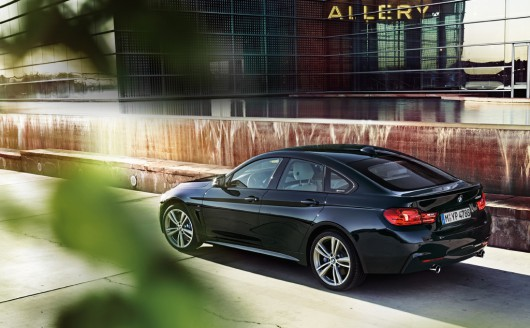 BMW 4 Series Gran Coupe - ������ ����������������� ����������