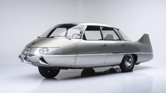 Автомобили из другого мира: Странный автотранспорт, который не получил популярность