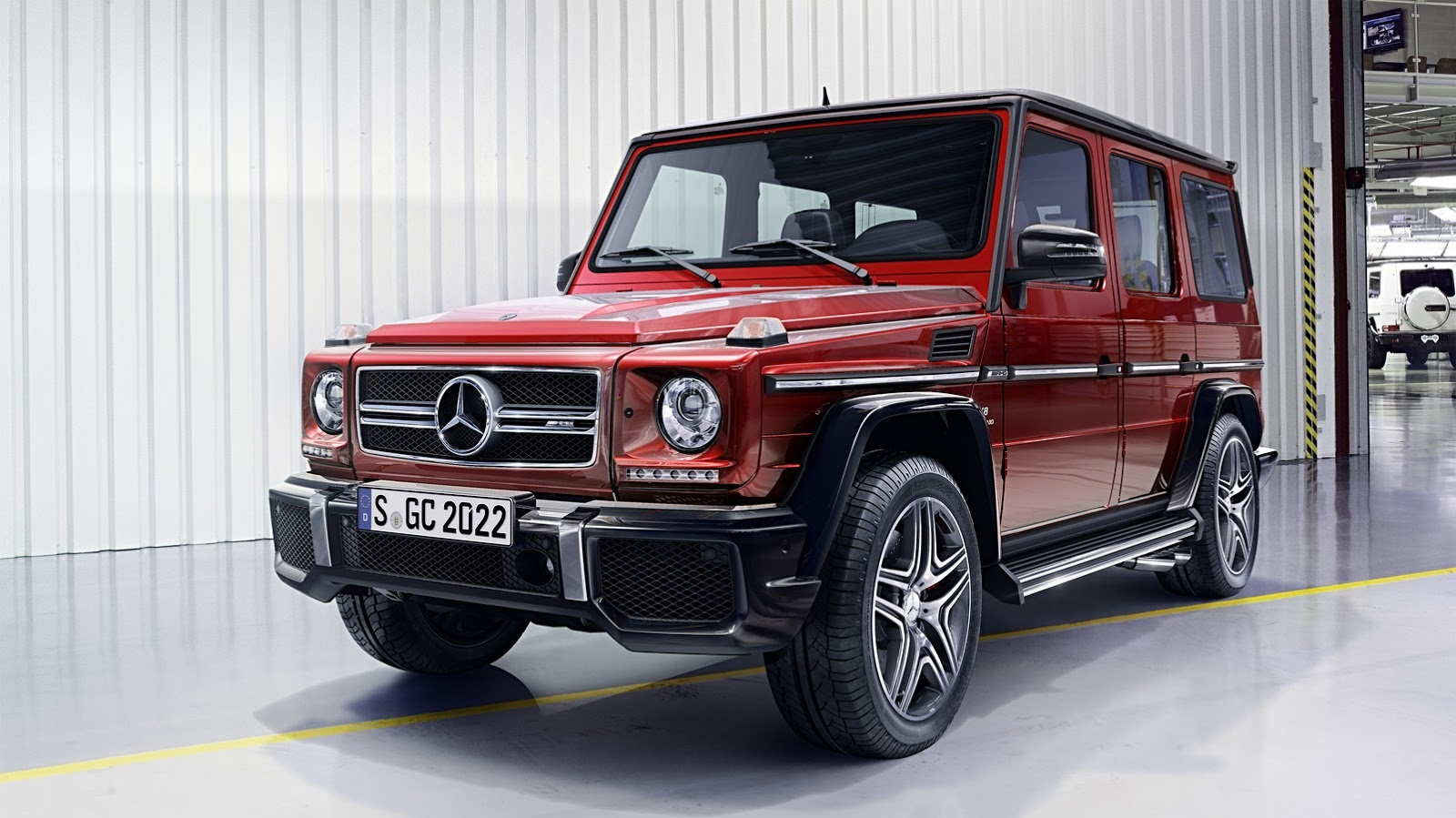 Mercedes-Benz представил сумасшедший внедорожник