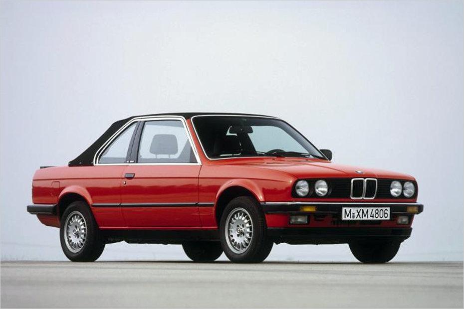 bmw 316 1986 сколько машин было выпущено