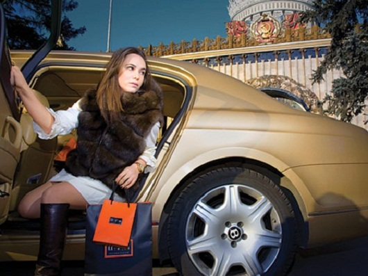 Самые дорогие автомобили в Москве