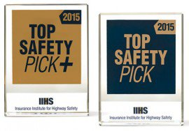 Топ 10 Самых безопасных компактных автомобилей
