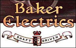 Baker Motor Vehicles