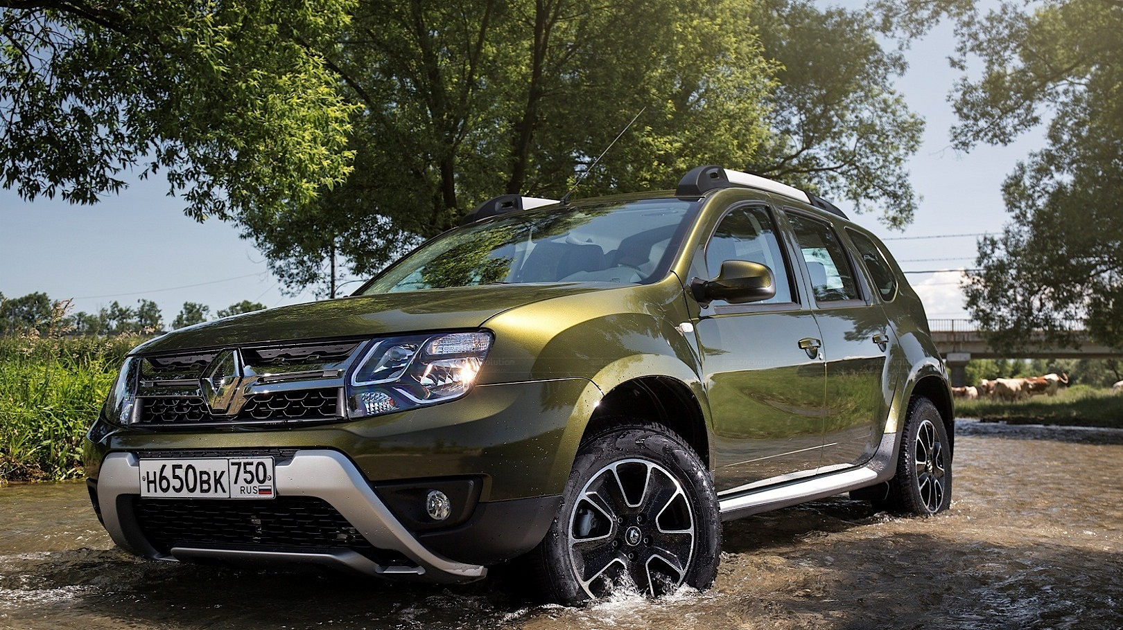 2015 Renault Duster �������� ����� ��������� ����