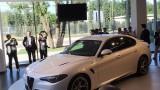 2016 Alfa Romeo Giulia: Новый игрок на автомобильном рынке