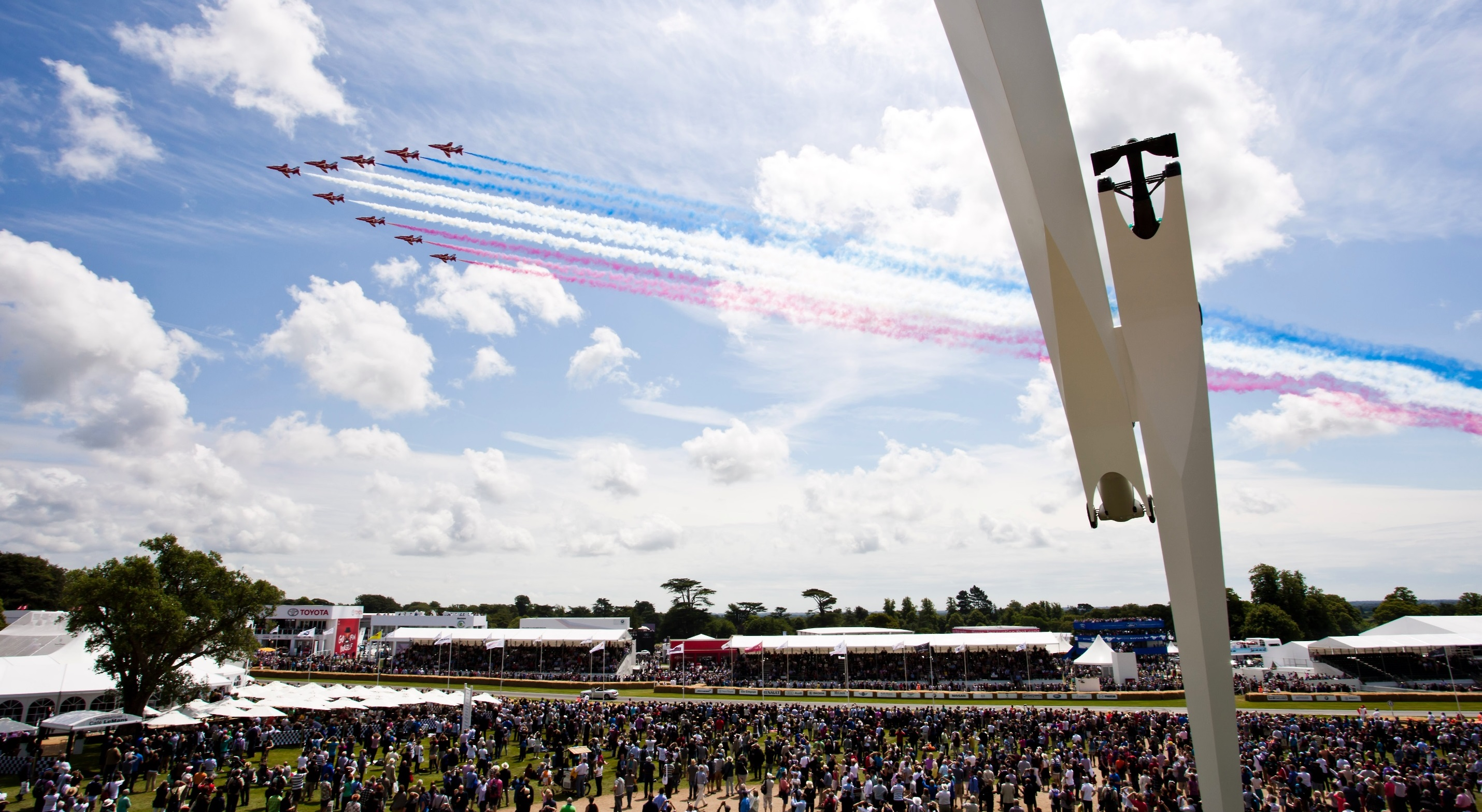 Goodwood Festival Of Speed 2015: ������� �������� ��������� � ������