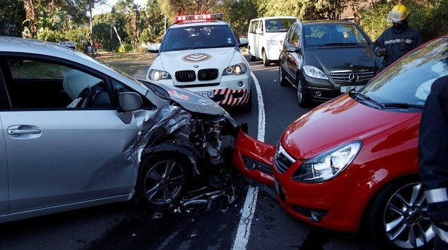 descriptive essay on a car accident