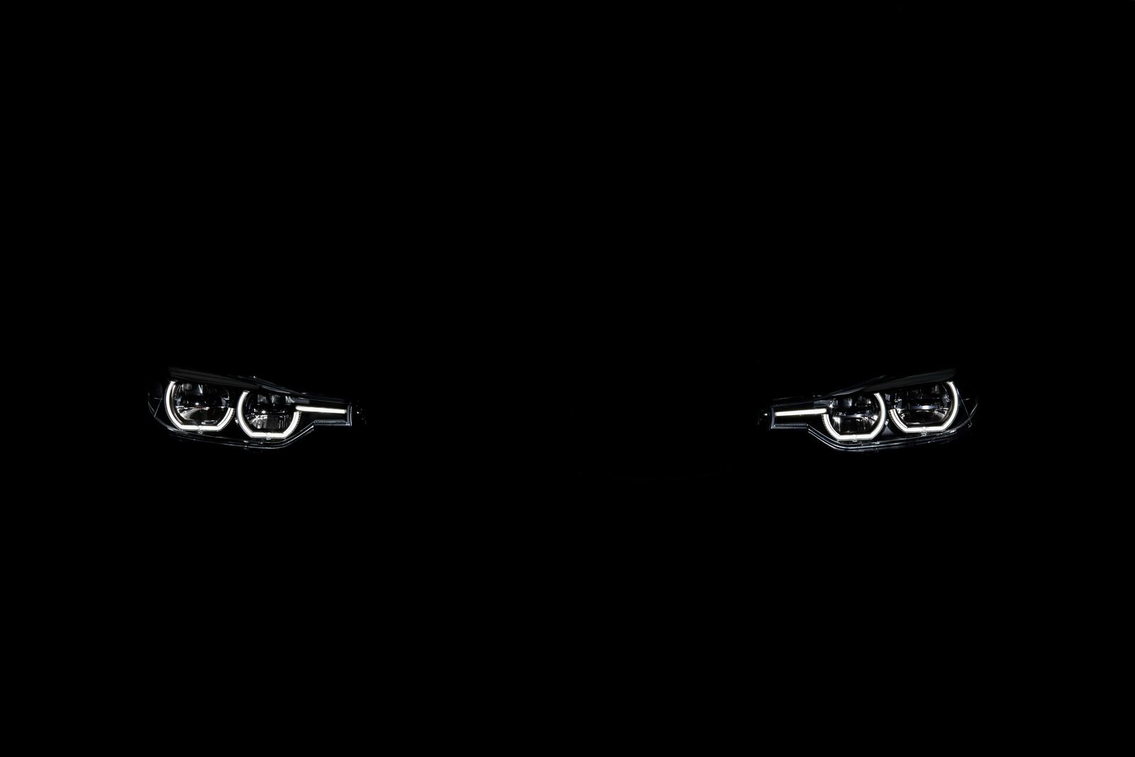 BMW опубликовала новые фотографии обновленной 3-й серии ...