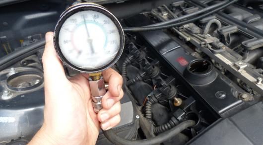 Проверить компрессию в двигателе цена - ae14