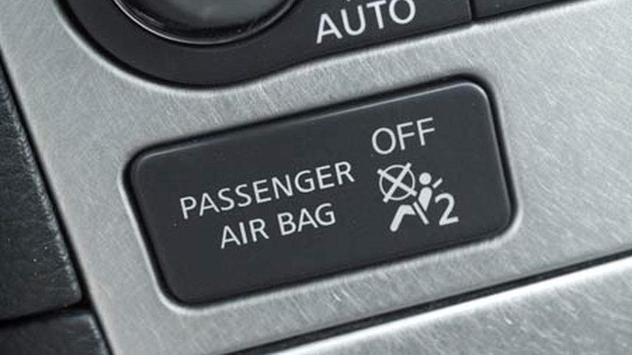 как отключить подушку безопасности пассажира киа соул